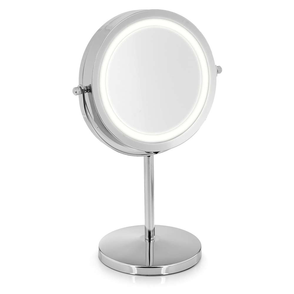 LED valot WC — vessan yleisvalo ja meikkausvalaistus