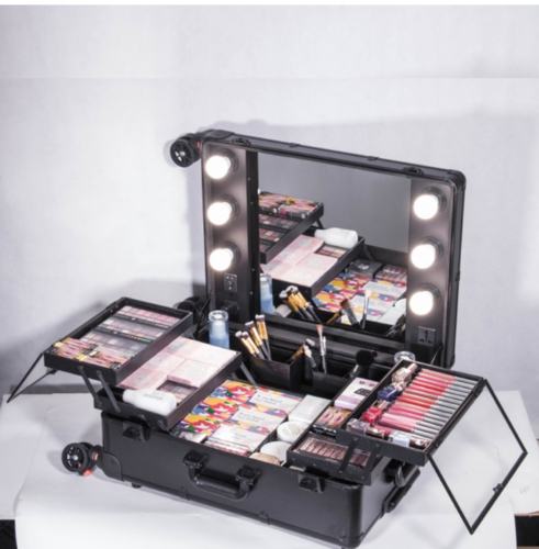 Makeup Case KC210 Black
