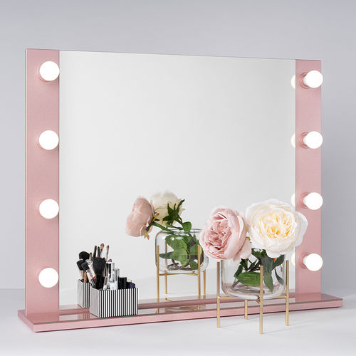 PsLight Makeup Mirror ELLA Rosa 800 x 650mm