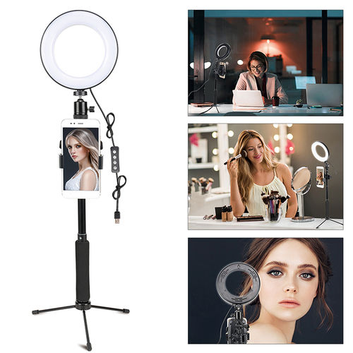 PsLight Led Ring Light 6""