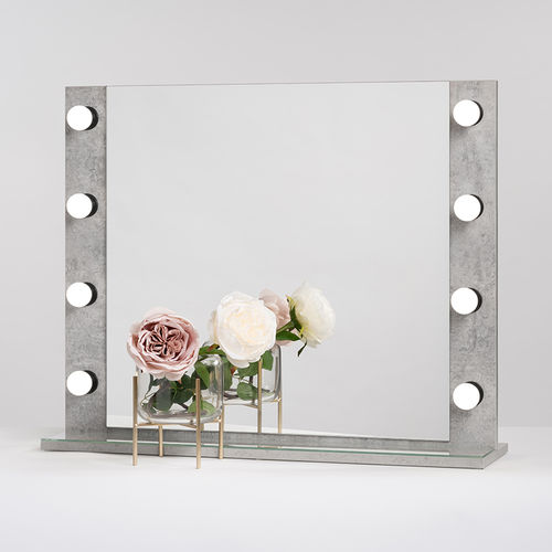PsLight Makeup Mirror ELLA Stone 800 x 650mm